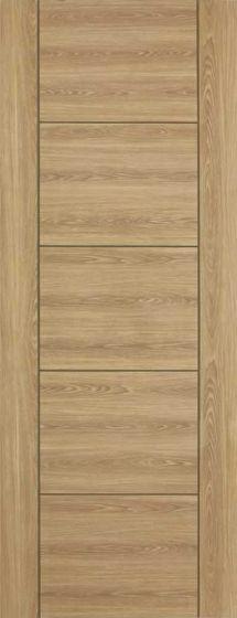 Vancouver Oak Laminated Pre-Finished Internal Door