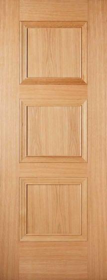 Amsterdam Oak Pre-Finished Internal Fire Door (FD30)