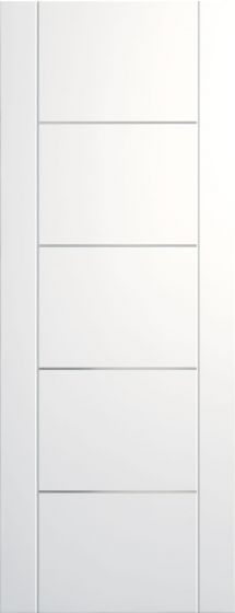 Portici White Pre-Finished Internal Door