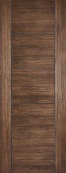 Vancouver Walnut Laminate Internal Door