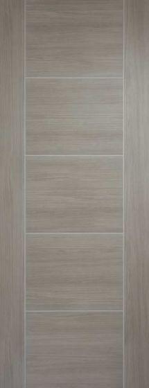 Vancouver Light Grey Laminate Internal Fire Door (FD30)