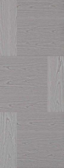 Seis Peal Grey Pre-Finished Internal Door