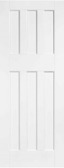 DX60's Style White Pre-Primed Internal Fire Doors FD30