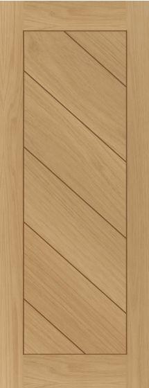 Torino Oak Pre-Finished Internal Door