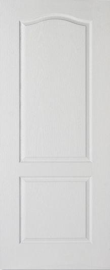 Classique / Camden White Primed Moulded Internal Door