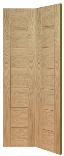Palermo Oak Original (BI-FOLD) Internal Door