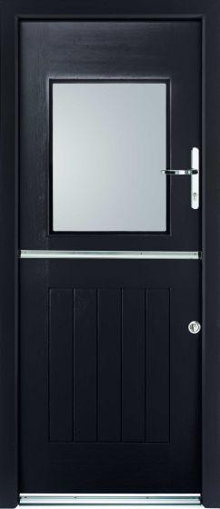 Stable View Light ULTIMATE Composite Rockdoor External Door