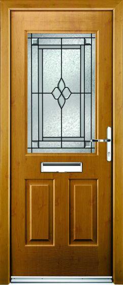 Windsor Triton Glass ULTIMATE Composite Rockdoor