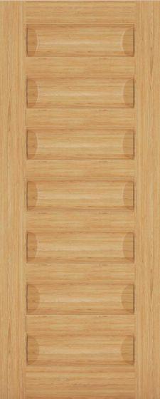Biarritz Oak Pre-Finished Internal Door