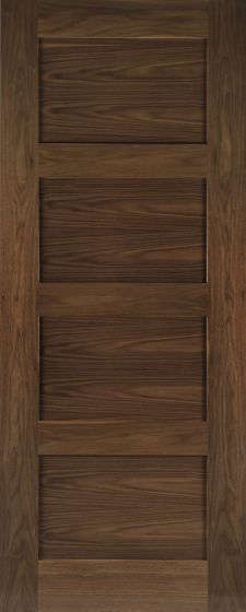 Coventry Walnut Pre-Finished Internal Doors
