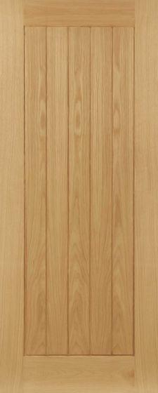 Ely Oak Pre-Finished Internal Doors