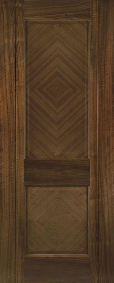 Kensington Walnut Pre-Finished Internal Doors