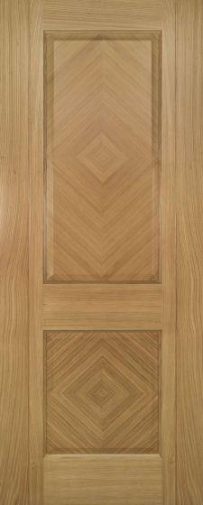 Kensigton Oak Pre-Finished Internal Doors