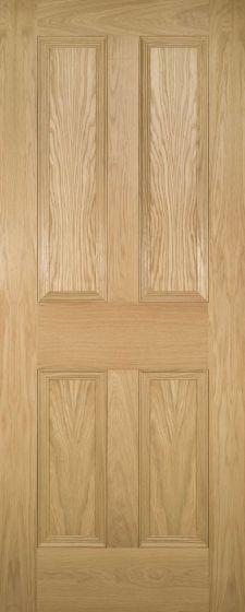 Kingston Oak Internal Fire Doors (FD30)