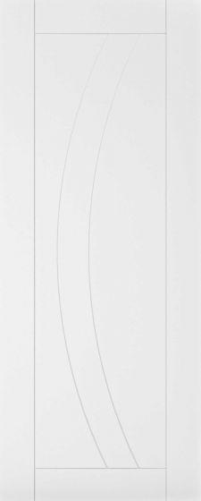 Ravello White Primed Internal Door