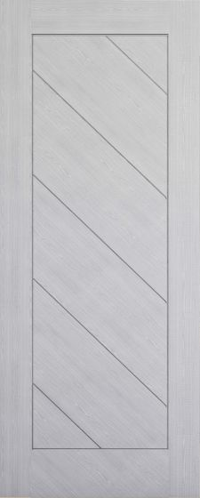 Torino Light Grey Pre-Finished Internal Door