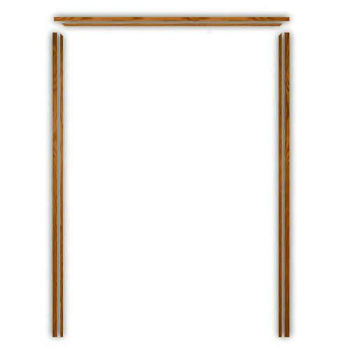 Oak Internal Door Liner/Casings 133mm for Double doors