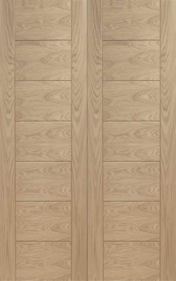 Palermo Oak Pair Internal Doors
